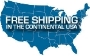 Free Shipping (Continental United States only)